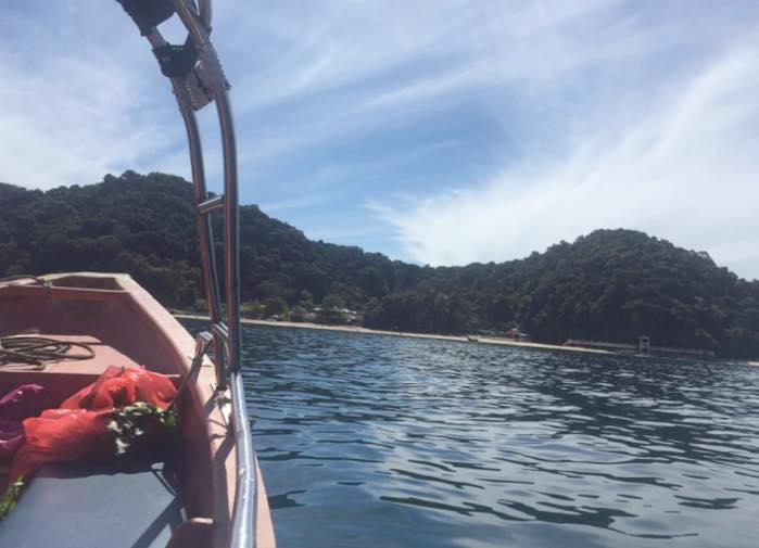 Como llegar a Pulau Kapas