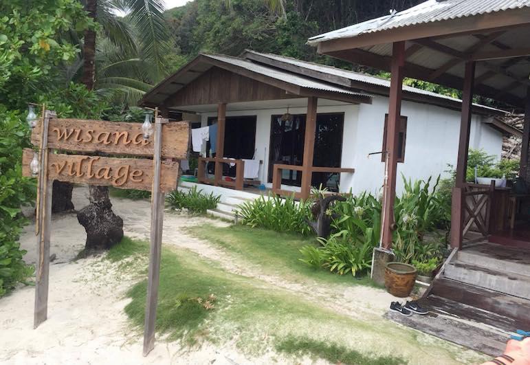 wisana village en pulau redang malasia