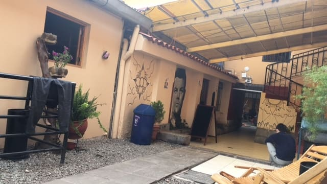 Inca Wild Hostel cusco