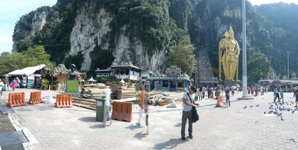 cuevas de batu, batu caves kuala lumpur