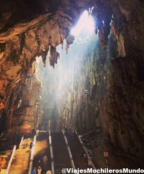 cuevas de batu kuala lumpur como llegar