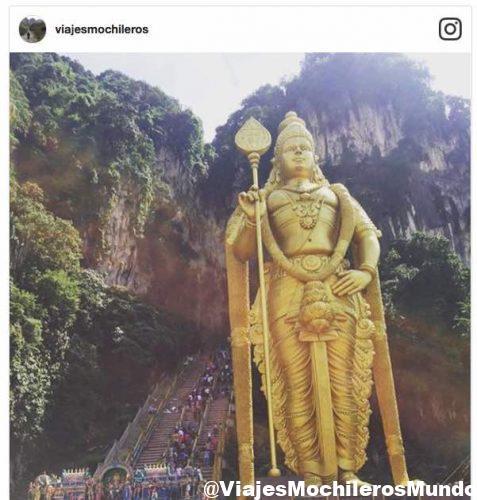 cuevas de batu que ver malasia