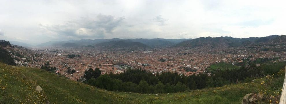 cusco, ciudad de entrada a machu picchu