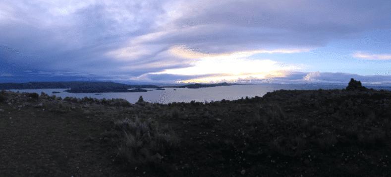 isla de amantani en puno