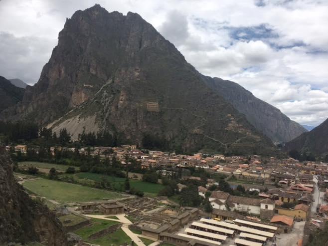 ollantaytambo valle sagrado