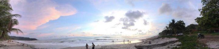 playa cercana montezuma