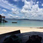 pulau kapas como llegar