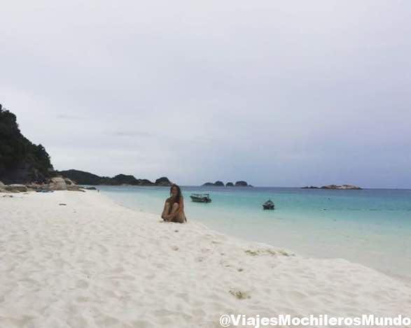 pulau redang isla malasia