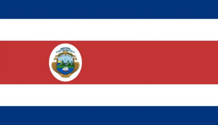 Ruta de viaje por Costa Rica de 22 días