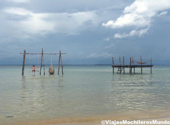 columpios playa konh rong samloem