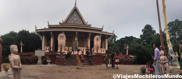 Wat Phnom en nom pen