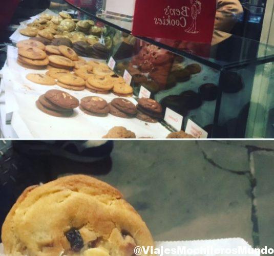 bens cookies convent garden londres