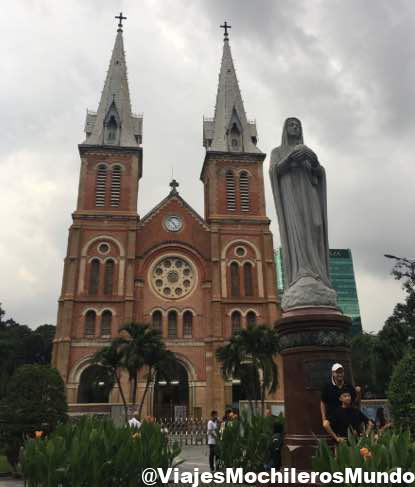 catedral de Notre Dame de Ho Chi Minh