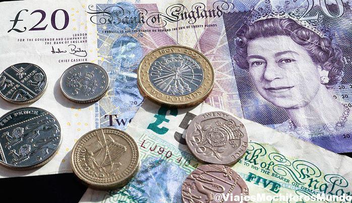 libras londres moneda