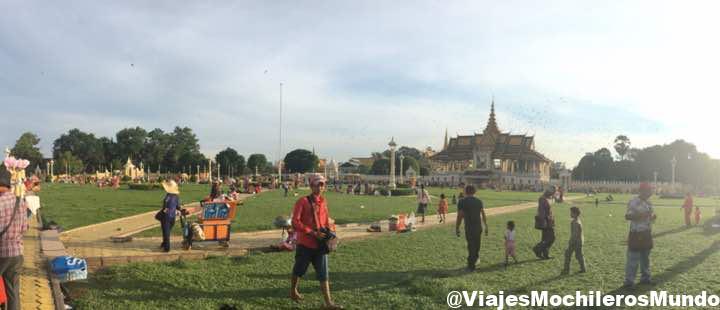 palacio real y pagoda de plata nom pen