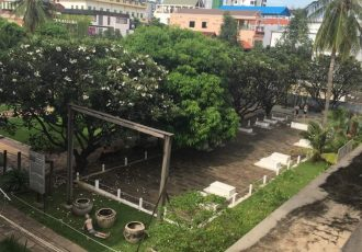 prision s21 genocidio camboyano