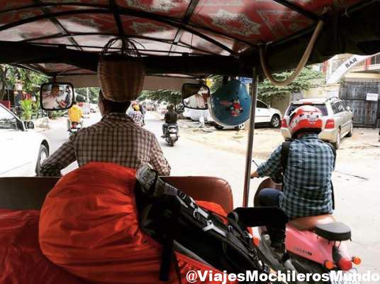 Phnom Penh en 2 dias