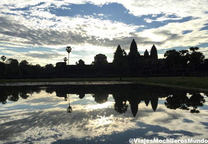 templo de angkor como llegar