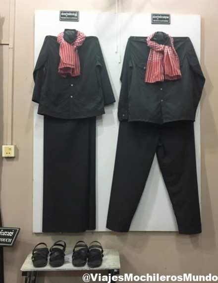 uniformes jemeres rojos