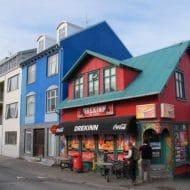donde dormir en Reikiavik centro