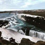 cascadas islandia en invierno