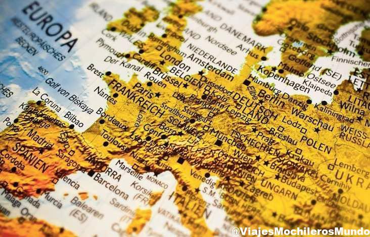 etias visa para europa