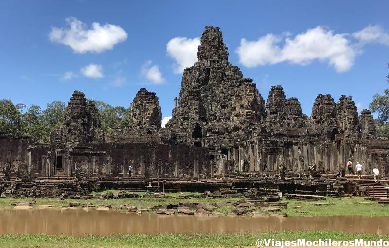 angkor wat camboya viaje