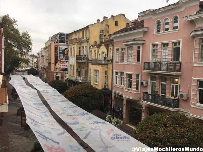 barrios que visitar en plovdiv