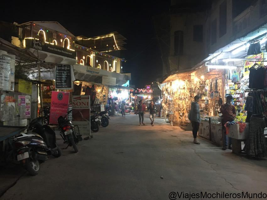 bazar de pushkar compras
