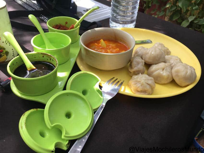 cocina india que comer platos