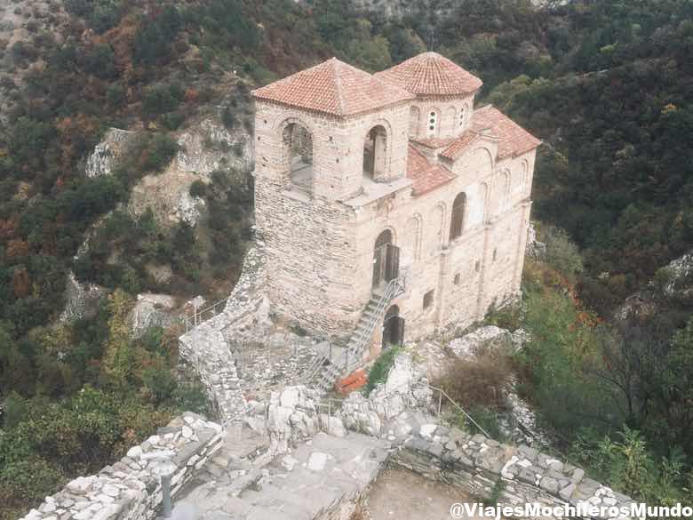 fortaleza de asen bulgaria