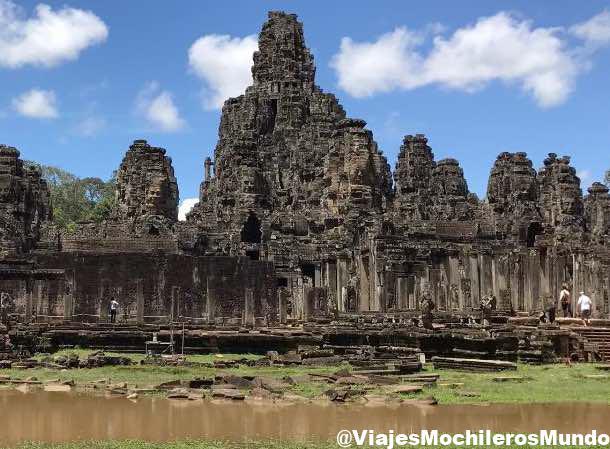 guia de viaje a camboya
