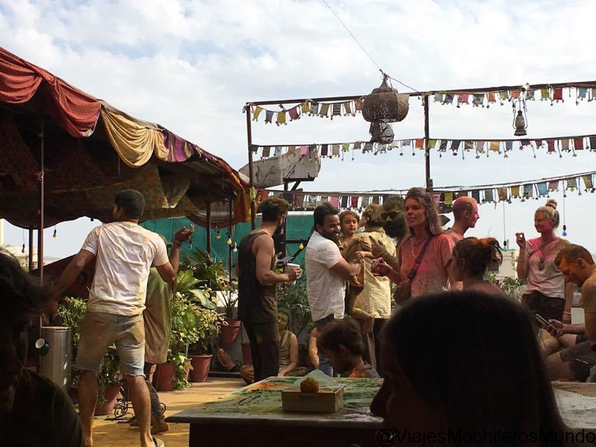 holi festival hostel chillout jaipur 2020