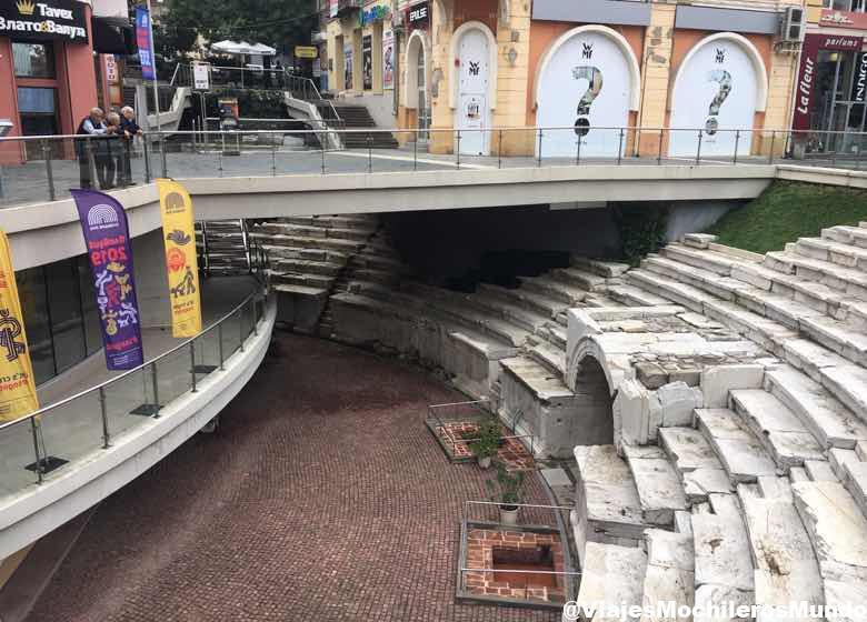 lugares que visitar en plovdiv ciudad bulgaria