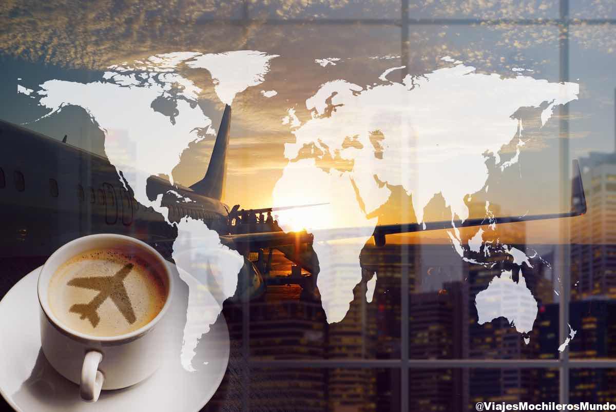 como organizar un viaje por el mundo