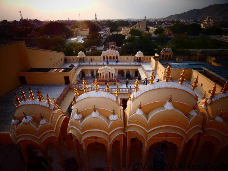 palacio de los vientos consejos para visitar jaipur