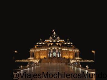 templo Swaminarayan_Akshardham,_Delhi