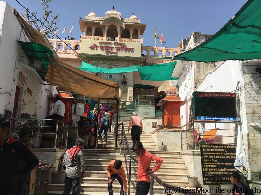 templo de brahma puskhar