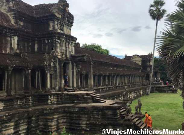 viajar a camboya guia de viaje