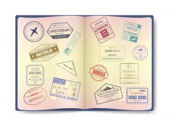 visados para viajeros españoles